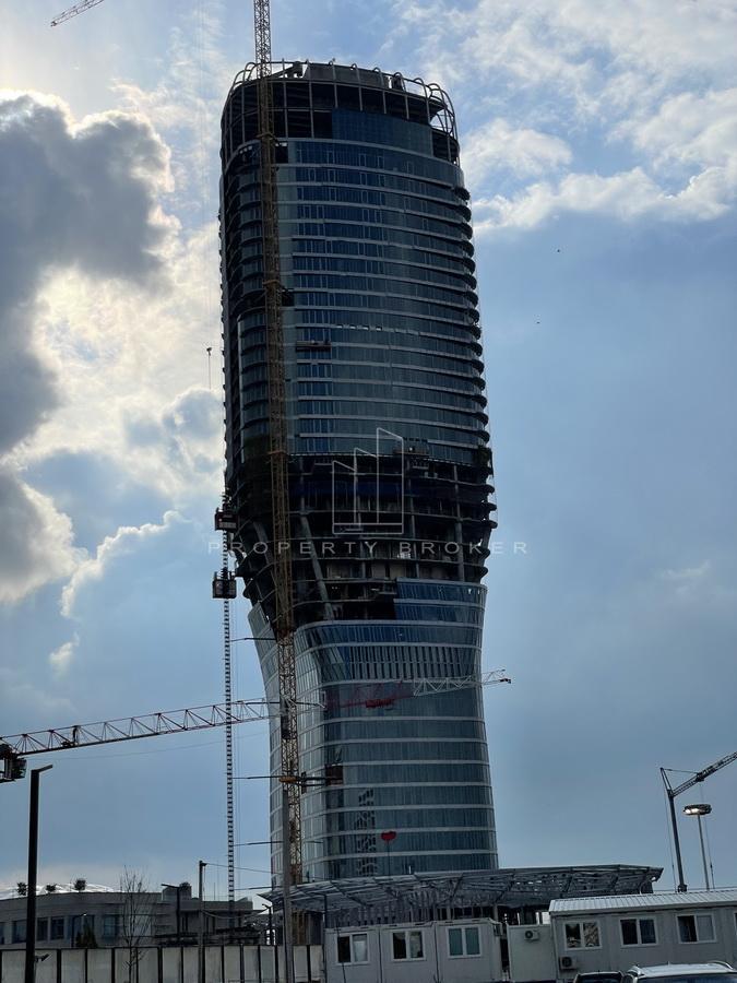 Stan Prodaja BEOGRAD Savski Venac Beograd na vodi